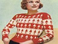 Vintage Christmas making