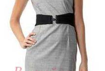 a Faldas y vestidos