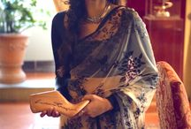 Sarees to wear / The kind of sarees id like to wear