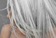 Capelli Grigi Gray Hair