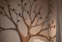 Décoration intérieur lumineuse / Apporter un peu de luminosité grâce à un tableau, une oeuvre, avec de la fibre optique et générateur led, ou du ruban led. La décoration intérieure devient un jeu d'enfant.