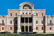 Museus e Passeios / Links para museus e exposições sobre minerais e gemas