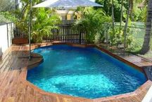 Pool and decking ideas