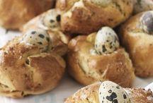 Rezepte - Backen für Ostern / Du suchst noch nach einer Idee um etwas spezielles für Ostern zu backen? Egal ob herzhaft oder süß, hier findest du einige Ideen!