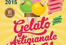 Gelato festival 2015 #agugliano #marche / Festival del gelato artigianale
