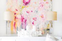 Big pastel paint