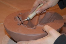 Pottery - Molds / by Eileen Conner