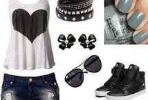 My kinda style / by Brooke Selfridge