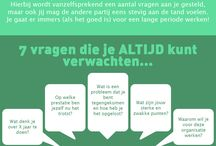 Communicatie / sollicitatie