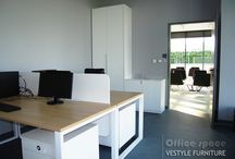 Vestyle Office furniture / New office space from Vestyle furniture [www.vestyle.eu].  Quality manufacture and attention to every detail.  www.vestyle.eu/en/offices