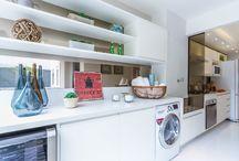 Área de Serviço / Visite www.thyaraporto.com/blog e confira ótimas dicas para decorar a sua casa.