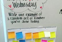 Class journaling