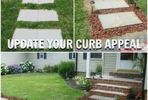 outdoors (curb appeal)