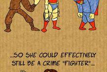 superhero shit
