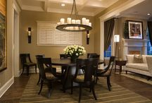 Dining rooms / Clever window coverings in dining rooms