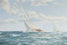 Montague Dawson (Maritime Art)
