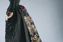 Non-white Dresses - Historical Wedding Ideas