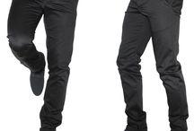 Modedam.nl | Heren Casual Broeken - Stretch Skinny Slimfit Jeans