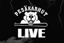 PesäkarhutLive #PKLive / PesäkarhutLive tarjoaa tunnelmia ja tulostietoa livenä twitterissä kotiotteluista @pesakarhutLive #pklive