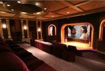 DC Spaces | Home Media / Nothing says DC like the design of a home theater.