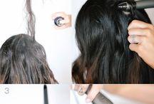 Hair Tricks & Tips