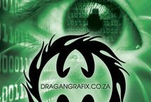 Online Advertising Posters And Social Media Marketing Flyers / We Create Custom Designed Online Advertising Posters And Very Clever Promotional Social Media Marketing Flyers, Visit Our Website http://www.dragangrafix.co.za