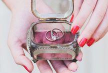 Wedding - Ring Box