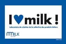 Milk Factory Graphic Design