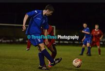 Football for BCFC / Me playing for BCFC U18 , left winger , number 11