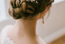 Bridesmaid'z hair