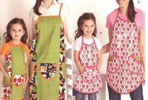 Kid's aprons