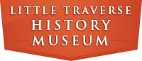 Events / A board for events at the Little Traverse Historical Museum