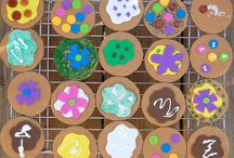 thema:  bakker knutselideeën