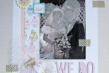 Wedding ideas scrapbooking