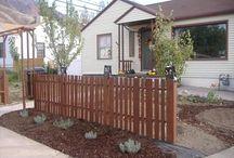 Pallet Fence Design / DIY Pallet Fence Design Ideas.