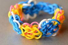 Lauren- rainbow loom