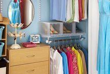 Closets / Storage