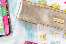 Get Organized with Lilly Pulitzer / Lilly Pulitzer 2015-2016 Agendas