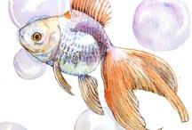 goldfish love <3