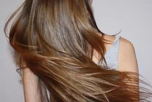 Caramel Hair Colors / Hair colors I want for the summer.