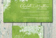 Zaproszenia ślubne-wiosenne inspiracje