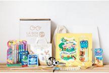 Août 2016 - Box créative KIDS 3-9 ans