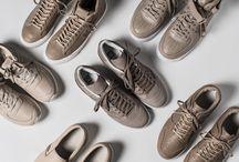 Natural Tan Footwear Options