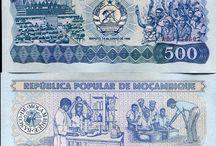 Banknotes / Bankovky sveta