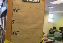 Library Life: Displays