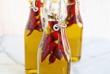 Recipes - Flavoured Oils