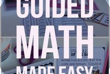 guided math lessons