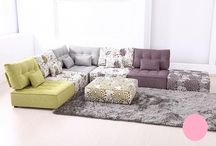 Salad room low couch idea