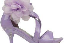 Lilac heels foe kids