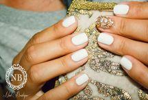 Friday's nail looks